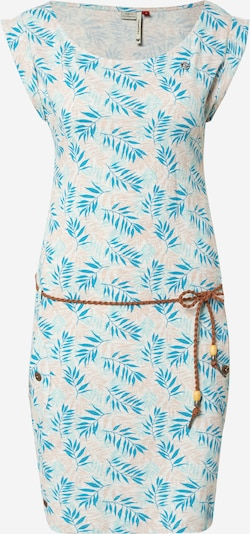 Ragwear Kleid 'TAG LEAVES' in weiß, Produktansicht