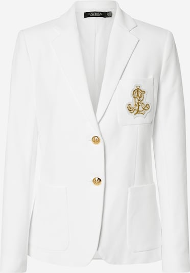 fehér Lauren Ralph Lauren Blézer 'ANFISA', Termék nézet