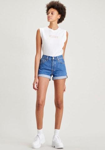 Jeans '501® SHORT LONG' di LEVI'S in blu