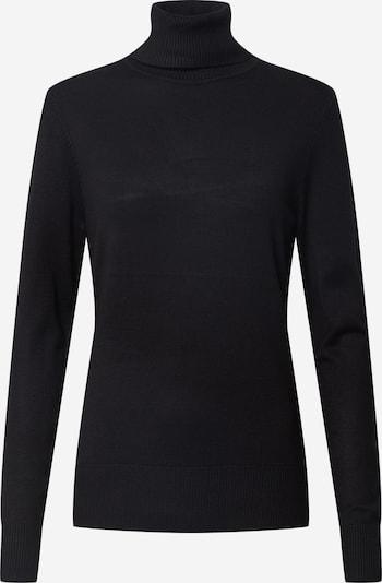 SAINT TROPEZ Sweter 'MilaSZ' w kolorze czarnym: Widok z przodu