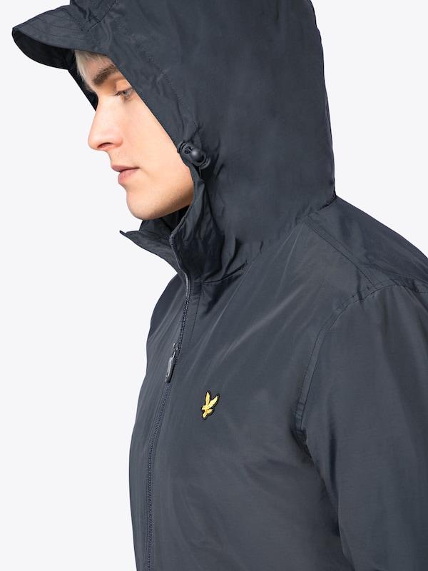Lyle & & & Scott Jacke 'Zip Through Hooded Jacket' in navy  Neu in diesem Quartal 47e700