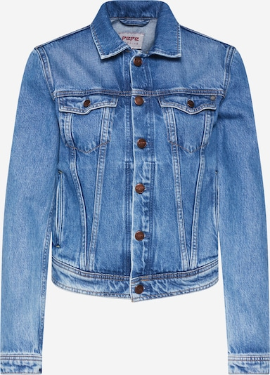 Pepe Jeans Jeansjacke 'Core' in blue denim, Produktansicht