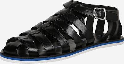 MELVIN & HAMILTON Sandale in schwarz, Produktansicht
