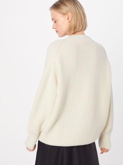 Megztinis 'Sabretta' iš HUGO , spalva - balta: Vaizdas iš galinės pusės