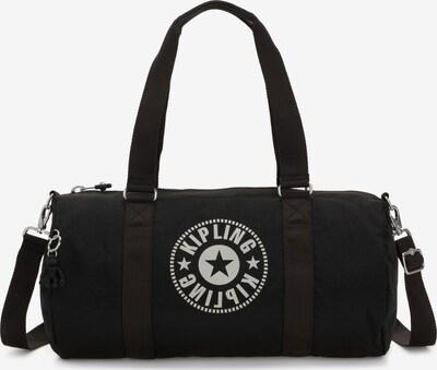 KIPLING Reisetasche 'New Classics Onalo' in schwarz / weiß, Produktansicht