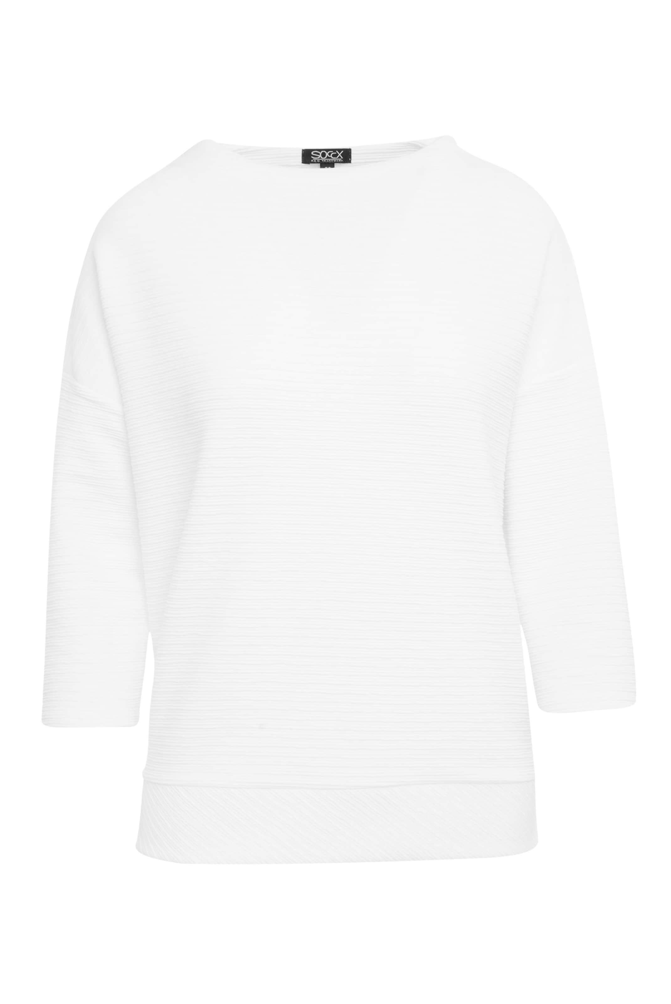 Weiß Soccx Shirt In Shirt Soccx nPk80wO