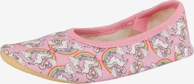BECK Baleriny w kolorze mieszane kolory / różowy pudrowym, Podgląd produktu