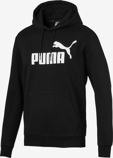 PUMA Sportsweatshirt 'Essentials' in de kleur Zwart, Productweergave