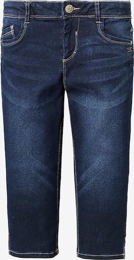 LEMMI Capri Jeans in blue denim, Produktansicht