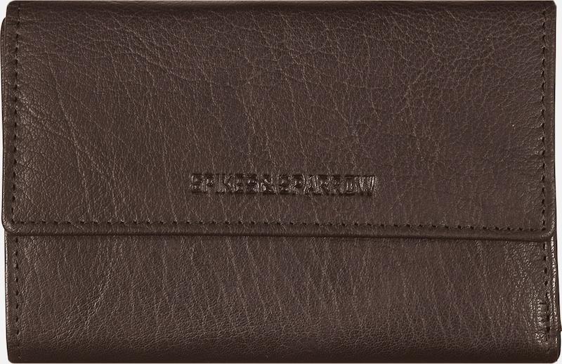 Spikes & Sparrow Bronco Wallets Geldbörse Leder 15 cm