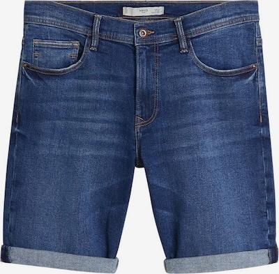 MANGO MAN Shorts in kobaltblau, Produktansicht