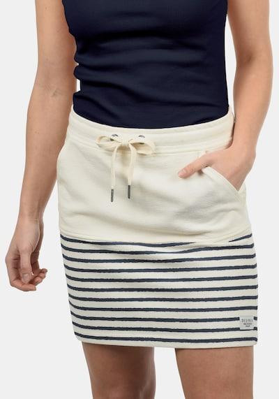 DESIRES Sweatrock 'Pippa' in perlweiß, Produktansicht