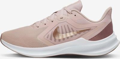 NIKE Laufschuh   'Downshifter 10' in bronze / rosa, Produktansicht