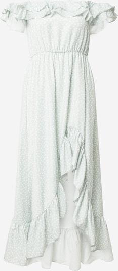 NA-KD Kleid in grün: Frontalansicht