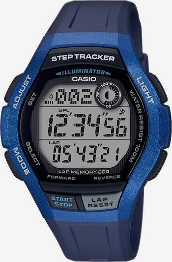 CASIO Uhr 'WS-2000H-2AVEF' in blau / nachtblau, Produktansicht