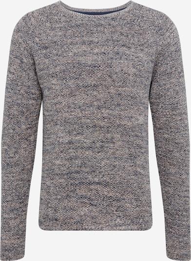 Revolution Sweater in Light beige / Night blue / Grey, Item view