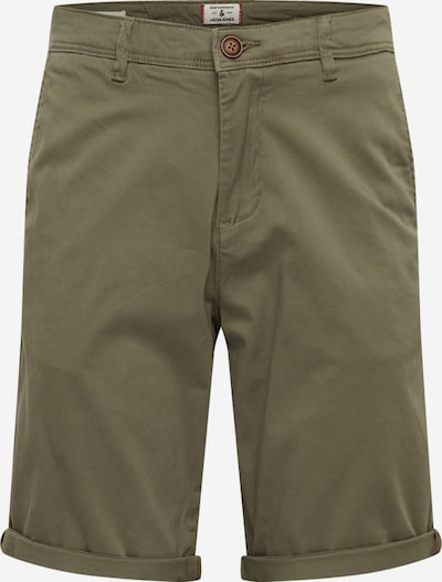 JACK & JONES Shorts in grün, Produktansicht
