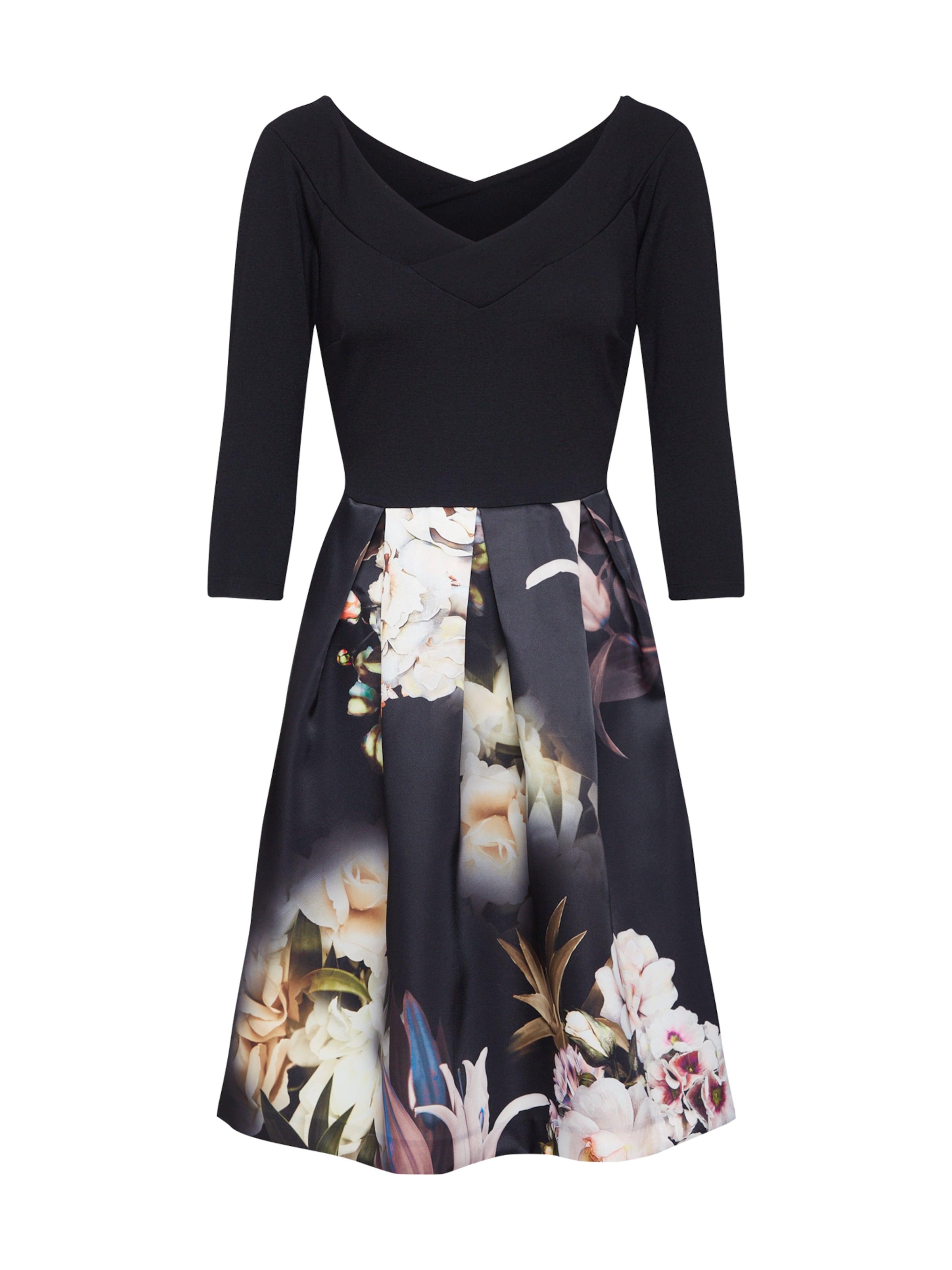 Anna Blanc Field Robe En VertNoir nO8PN0wkX