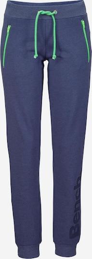 BENCH Pants in Dark purple, Item view