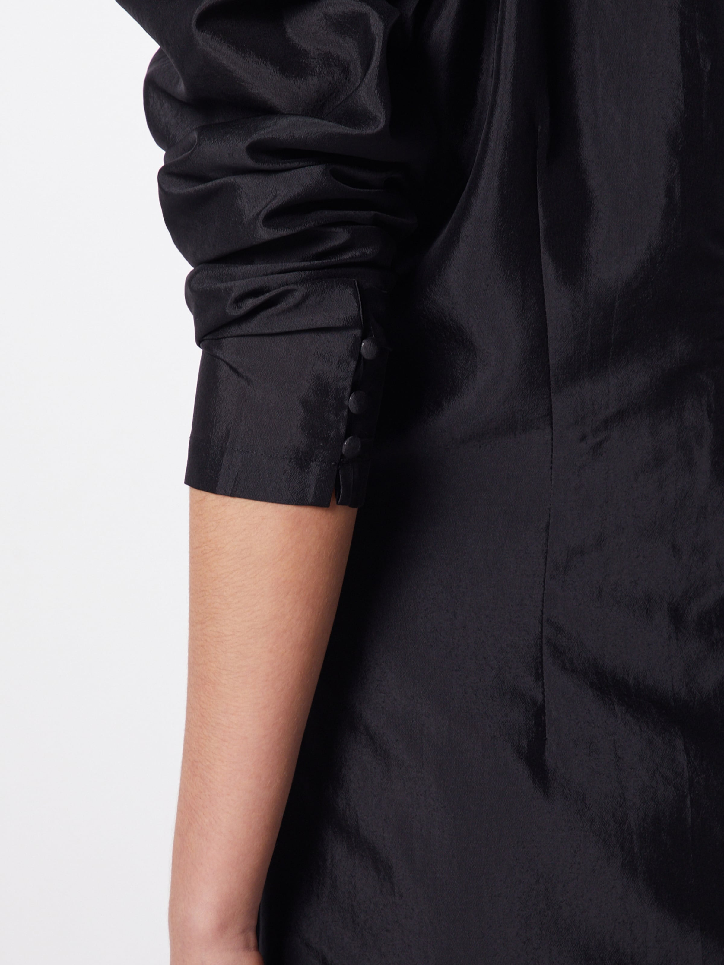 Neo Noir Koktélruhák 'Lucretia' fekete színben