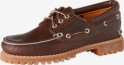TIMBERLAND Bootsschuhe 'Trad HS 3 Eye Lug' in braun, Produktansicht