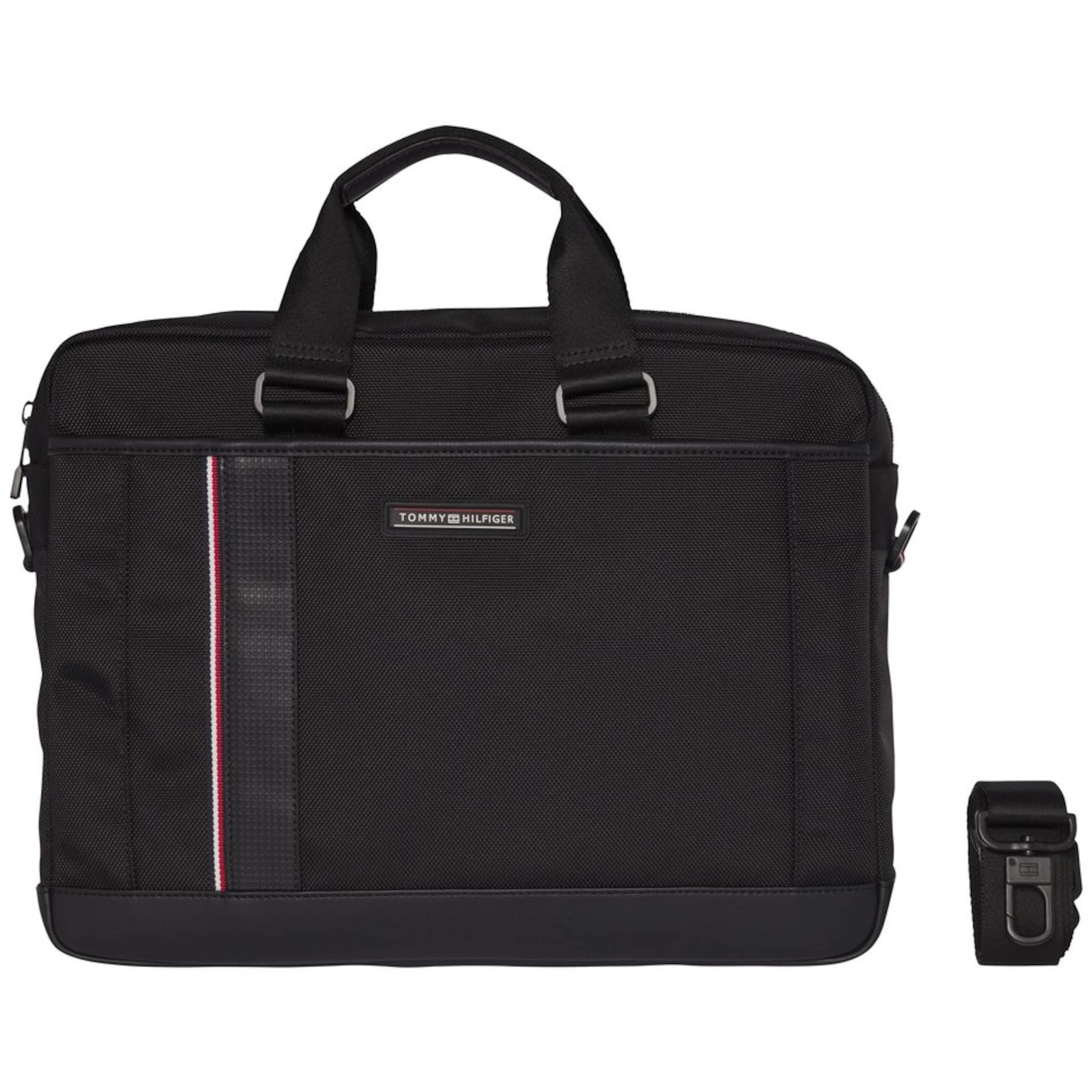 Auslassstellen Günstiger Preis Verkauf Online-Shop TOMMY HILFIGER Laptoptasche lDUYq