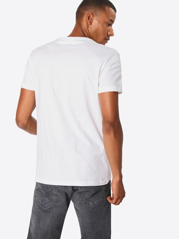 Wei Hellrot shirt Blend Hellgrn T wpqWAvxOI