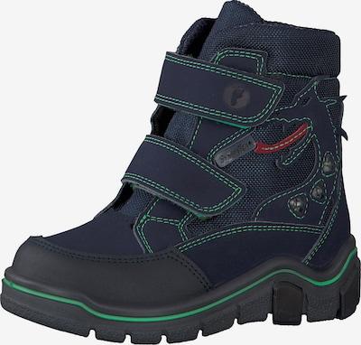 Pepino Stiefel in navy / schwarz, Produktansicht