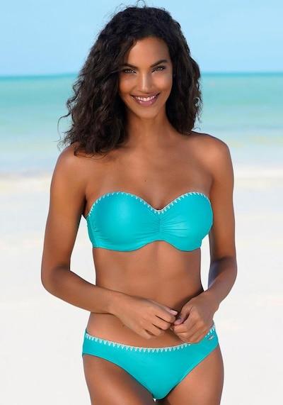 BUFFALO Bikini in Turquoise, View model