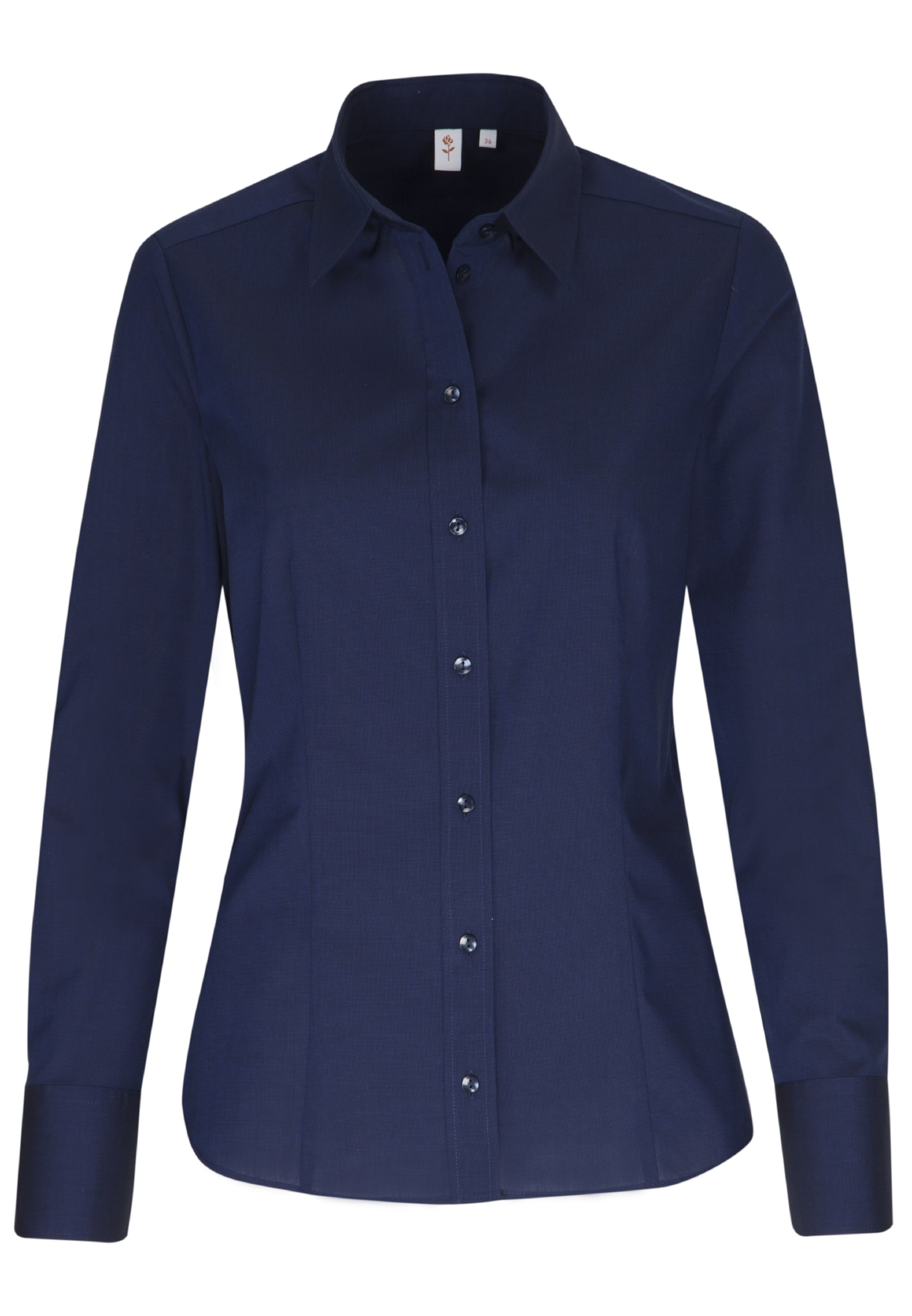 Seidensticker City In bluse Rose' Blau 'schwarze ybgYf6I7mv