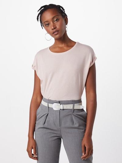 VERO MODA T-Shirt in rosa: Frontalansicht