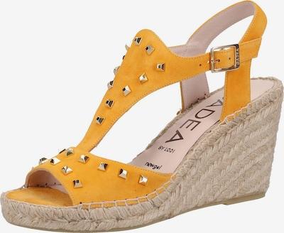 GADEA Sandalen in hellorange, Produktansicht