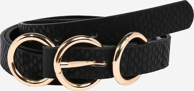 Miss Selfridge Vöö 'INDI Black Triple Circle Belt' must, Tootevaade