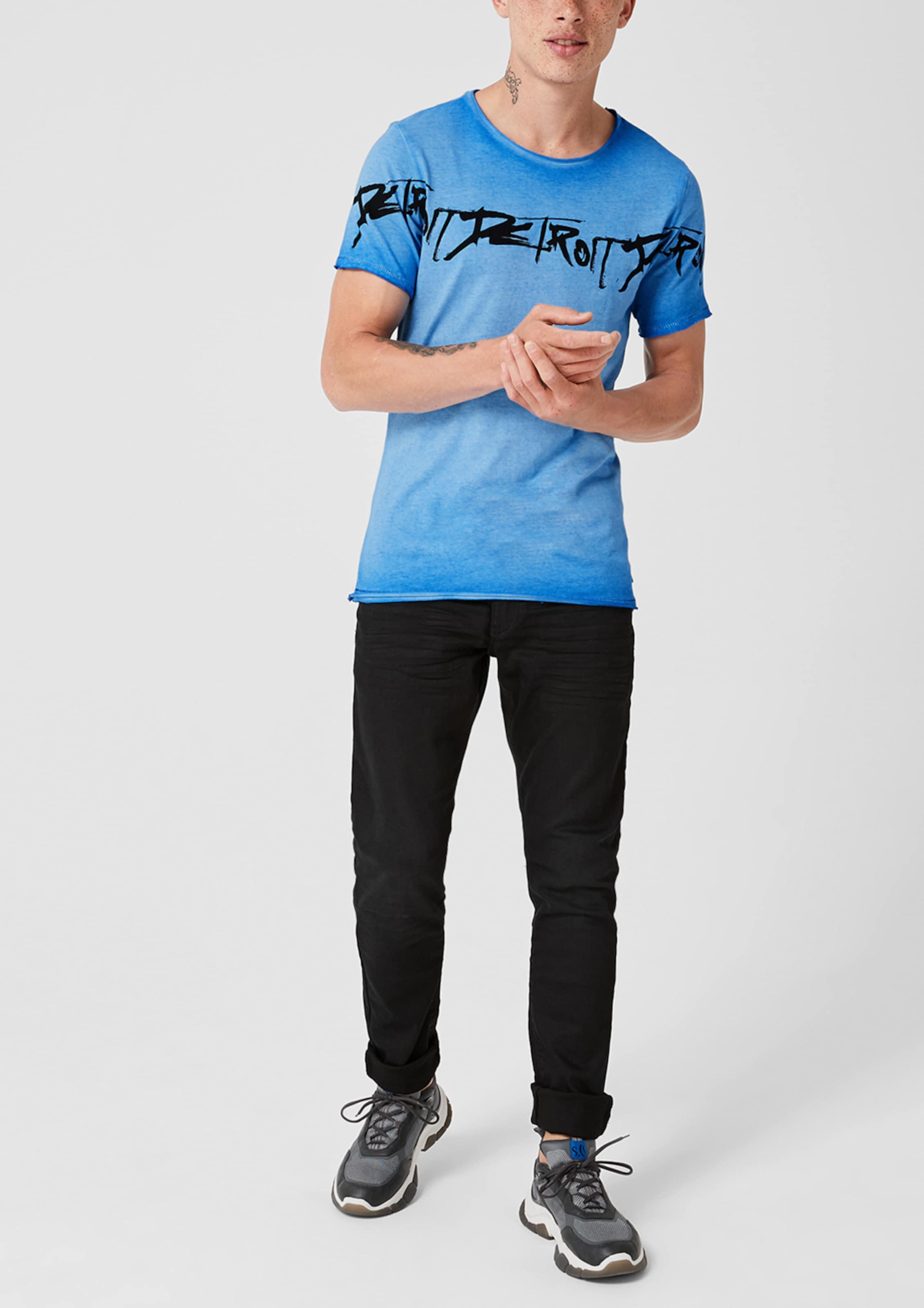 In s shirt Designed T Blau By Q xhQBrCstd