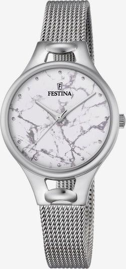 FESTINA Uhr 'Mademoiselle, F16950/E' in silber, Produktansicht