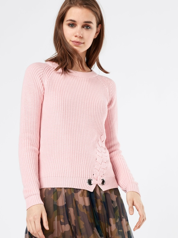 GUESS Grobstrickpullover 'VICKY'