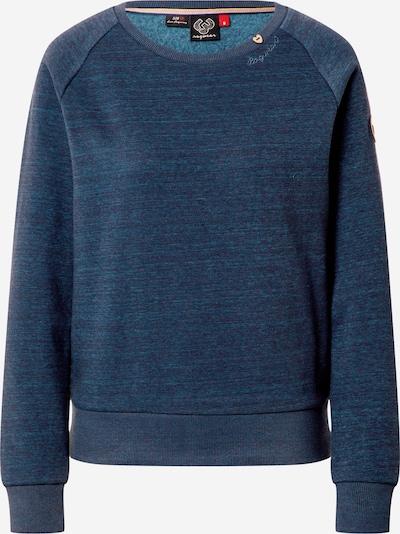 Ragwear Sweatshirt 'JOHANKA' in petrol / jade, Produktansicht