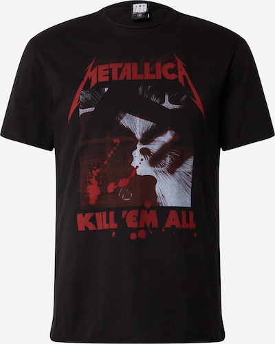 AMPLIFIED Shirt 'METALLICA KILL EM ALL ' in dark grey, Item view