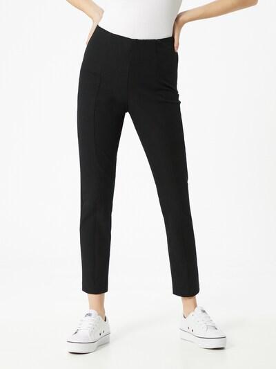 TOMMY HILFIGER Spodnie w kolorze czarnym: Widok z przodu