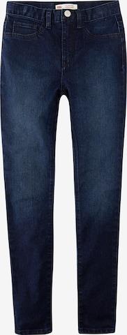 LEVI'S Jeans '720 High Rise Super Skinny' in Blue