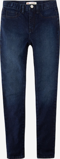 LEVI'S Jeans '720 High Rise Super Skinny' in black denim, Produktansicht