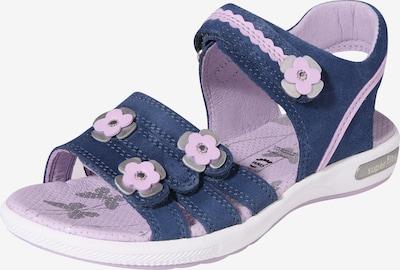 SUPERFIT Schuhe 'Emily' in blau / lila, Produktansicht