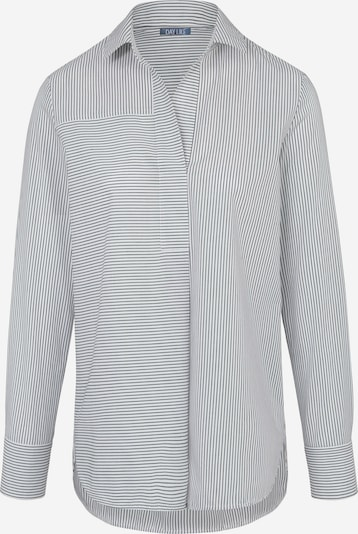DAY.LIKE Bluse zum Schlupfen in schwarz / weiß, Produktansicht