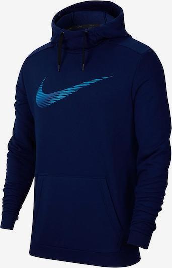 NIKE Kapuzensweatshirt in marine, Produktansicht