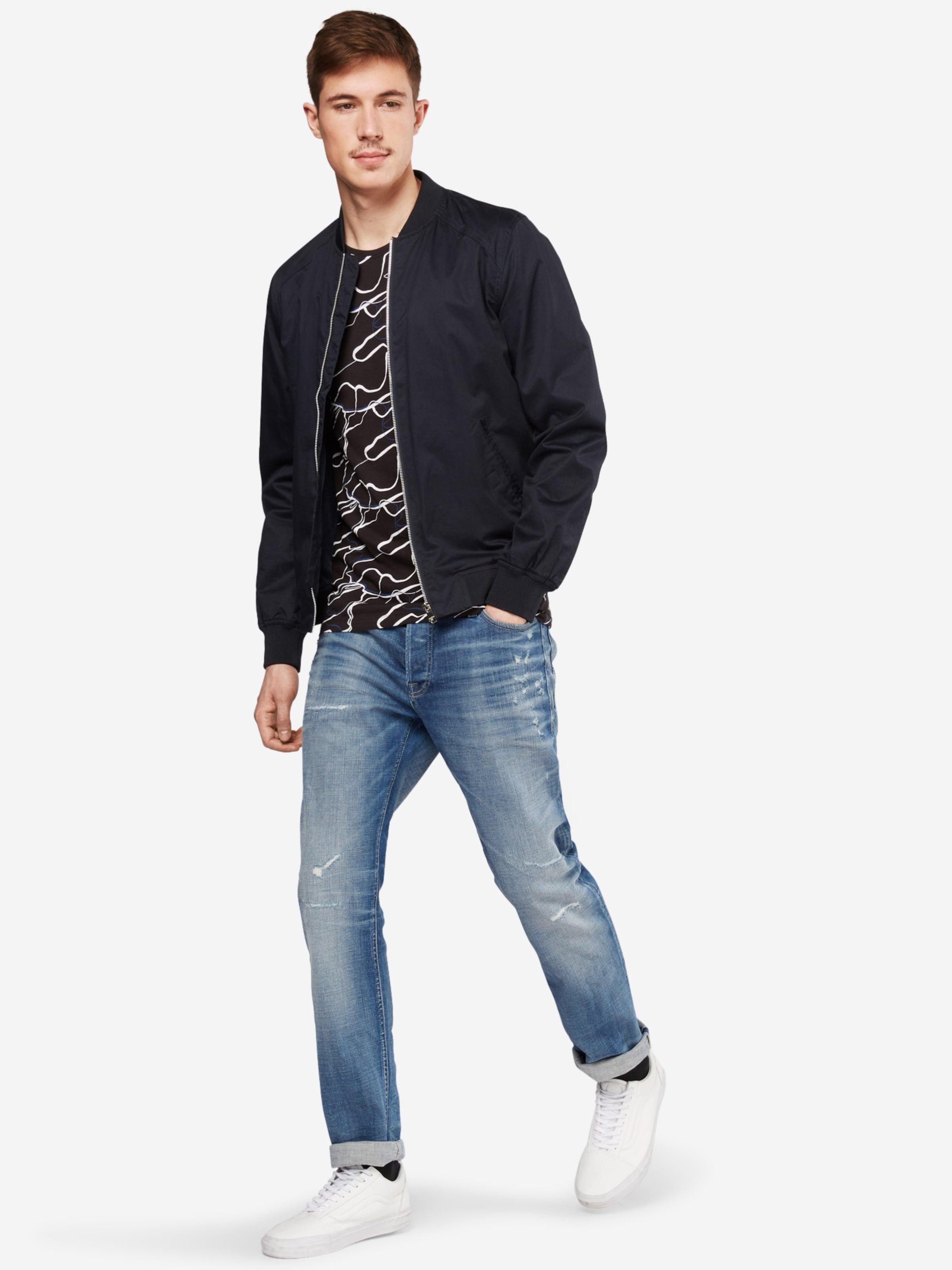 Billig Verkauf Großer Verkauf Only & Sons T-Shirt 'onsSCOTT AOP SS' 2018 Online Billig 2018 Neu Steckdose Neu Neuesten Kollektionen Günstiger Preis n00wGr