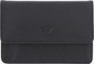 Braun Büffel Schlüsseletui ARIZONA 2.0 Flap aus hochwertigem Leder in schwarz, Produktansicht
