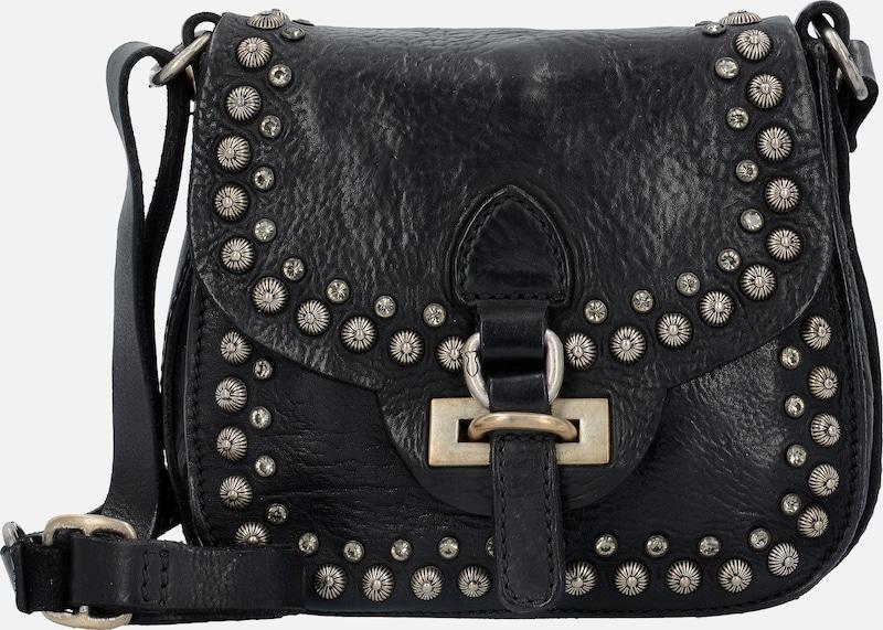 Campomaggi Lichene Mini Bag Umhängetasche Leder 19 cm