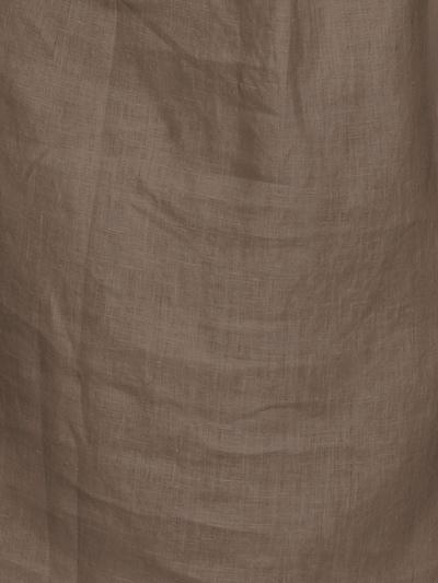 heine Leinenkleid in schoko, Produktansicht