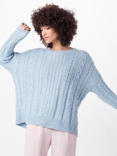 REPLAY Pullover in blau, Modelansicht