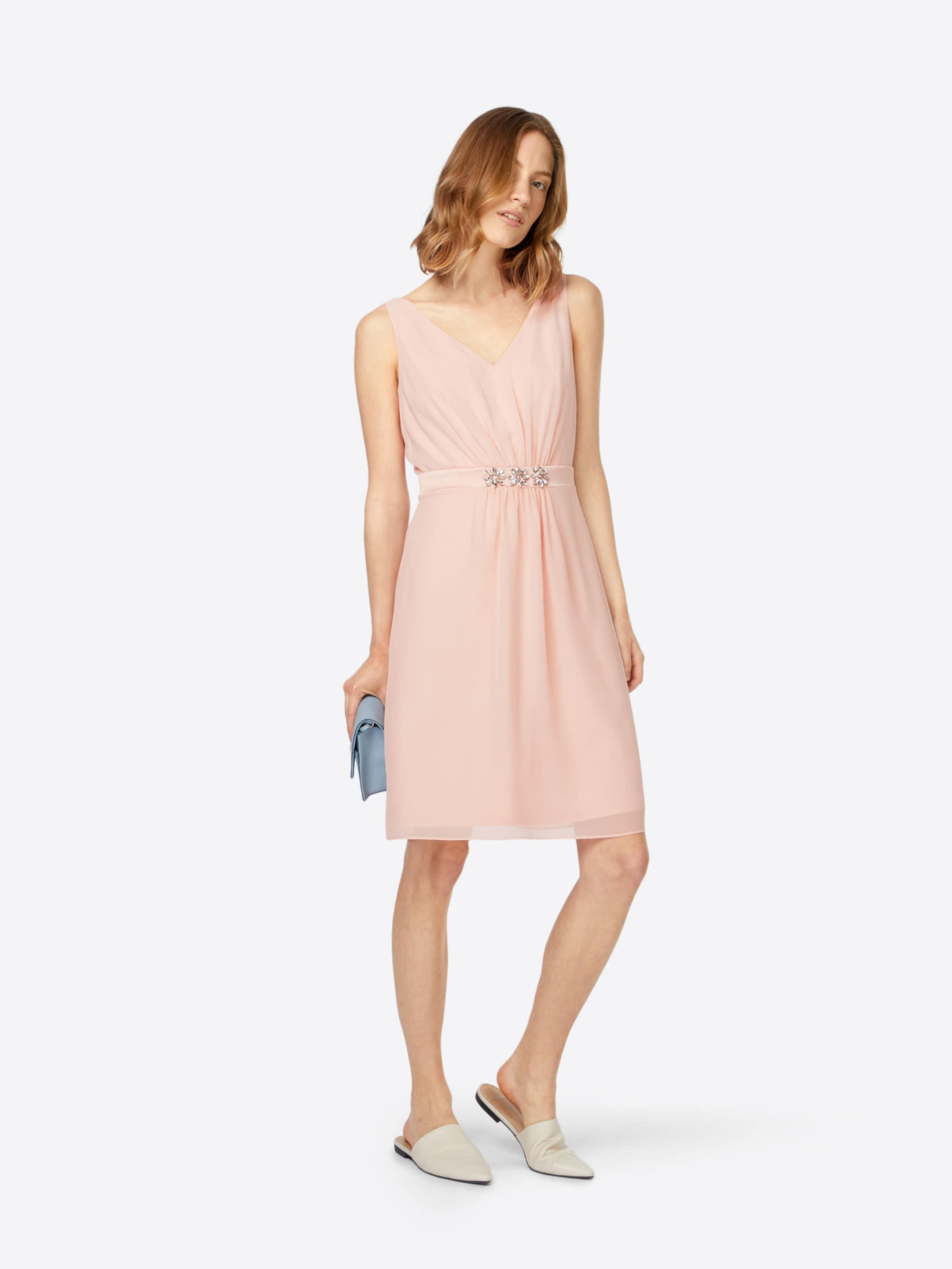 Kleid Label S oliver Rosé In Black m8nOw0vN